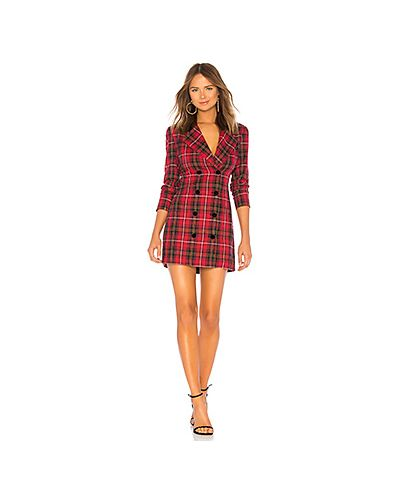 Платье двубортное платье-пиджак Petersyn