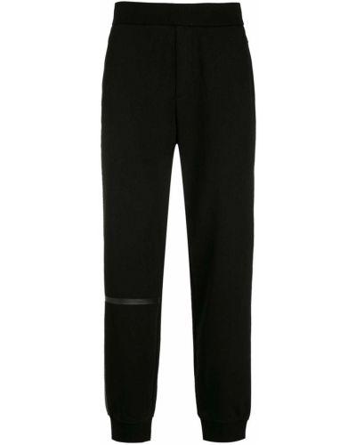 Черные брюки с карманами Armani Exchange