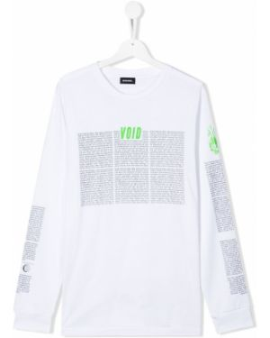 Рубашка белая на шею Diesel Kids