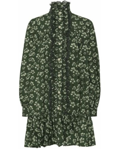 Zielona sukienka Custommade