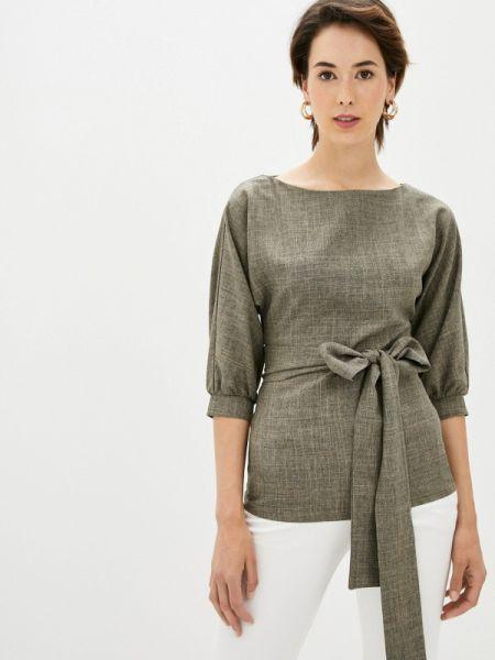 Блузка - коричневая Maurini