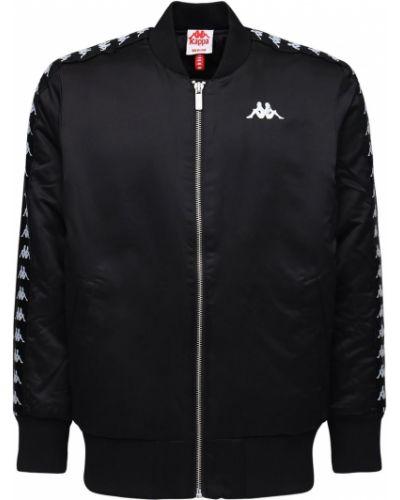 Нейлоновая куртка на молнии Kappa