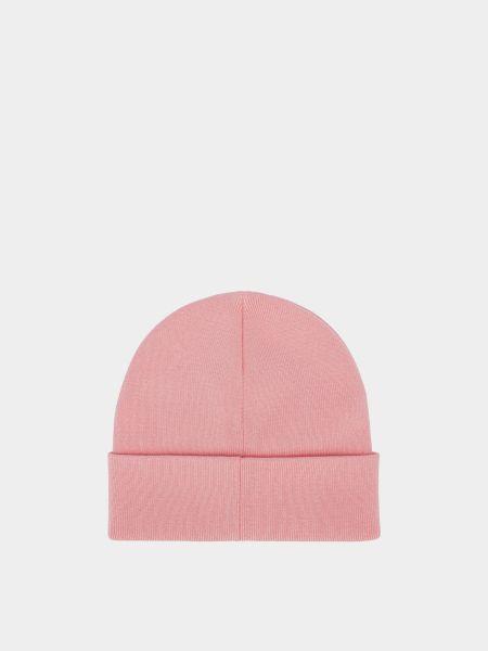 Шапка - розовая Calvin Klein