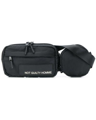 Черная сумка Not Guilty Homme