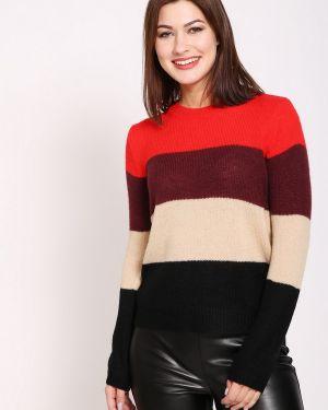 Пуловер шерстяной акриловый Taifun