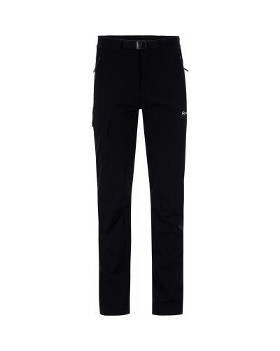 Спортивные брюки черные с карманами Outventure