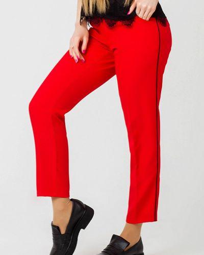 Красные брюки Leo Pride