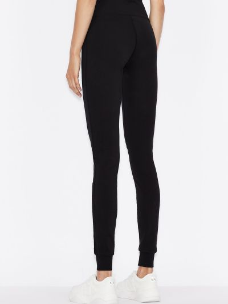 Черные джинсы Armani Exchange