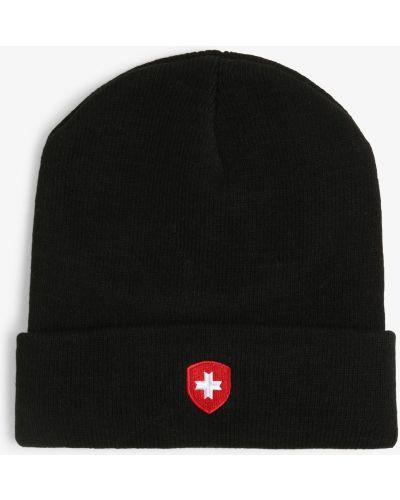 Czarna czapka Wellensteyn