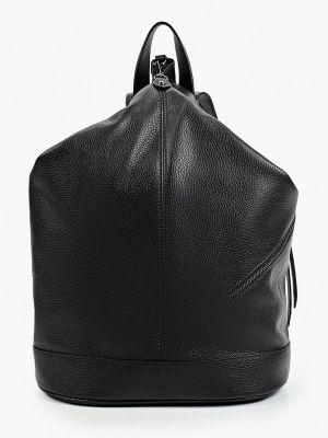 Черный итальянский рюкзак Giorgio Costa