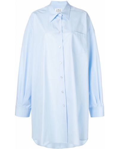 Платье рубашка оверсайз на пуговицах Maison Margiela