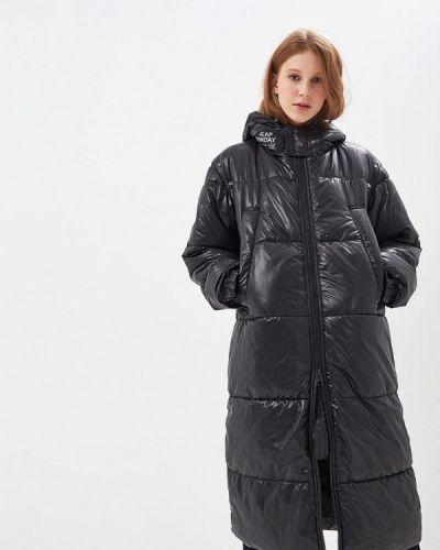 Зимняя куртка утепленная черная Cheap Monday