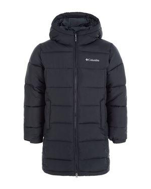 Куртка с капюшоном длинная с карманами Columbia