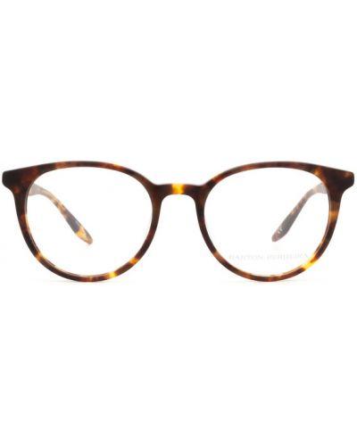 Brązowe okulary Barton Perreira