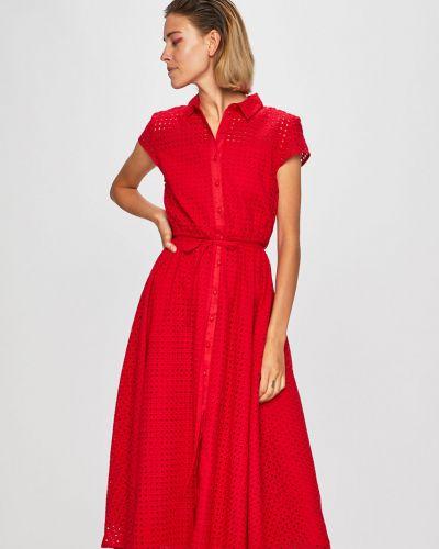 Летнее платье с поясом на резинке Medicine