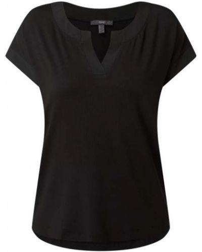 Czarna bluzka Esprit Collection