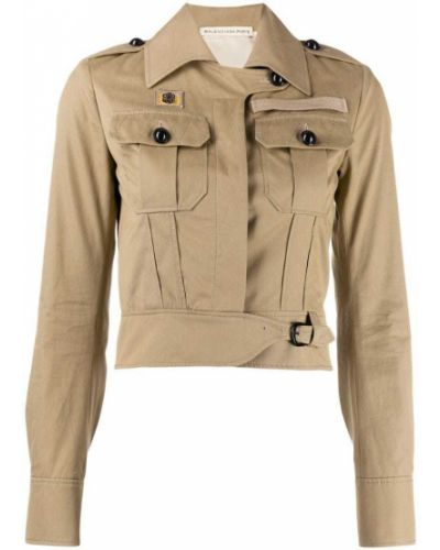 Короткая куртка с манжетами Balenciaga Pre-owned