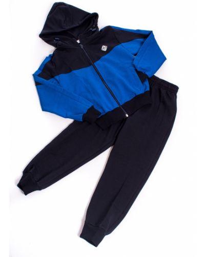 Спортивный костюм синий Lacywear