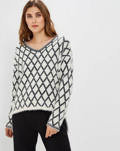 Белый пуловер Care Of You