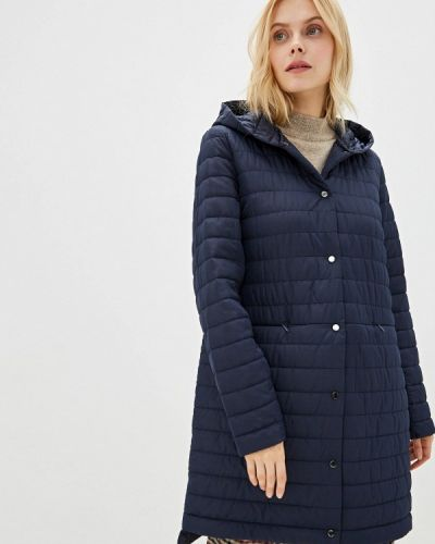 Утепленная куртка - синяя Sela