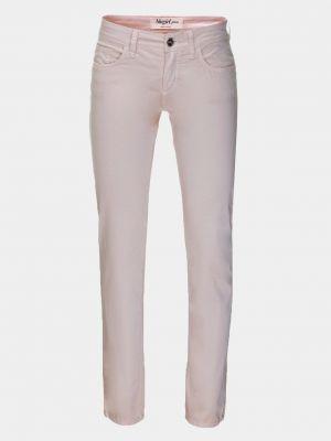 Повседневные бежевые брюки Blugirl