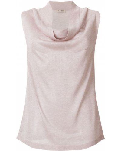 Топ розовый светло-розовый Blanca