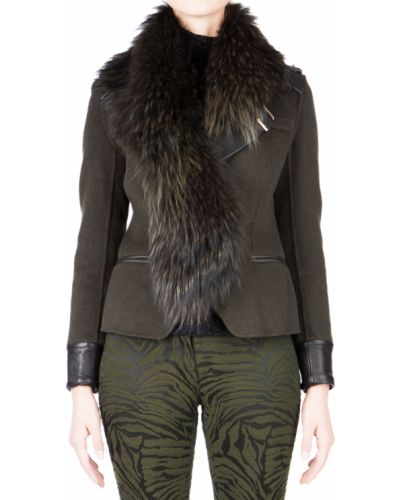 Шерстяное пальто с капюшоном Hotel Particulier