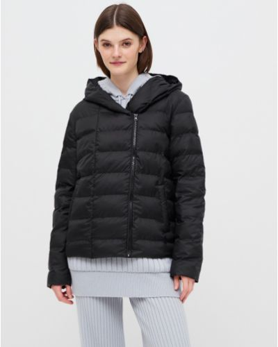 Куртка оверсайз - черная Wear Me