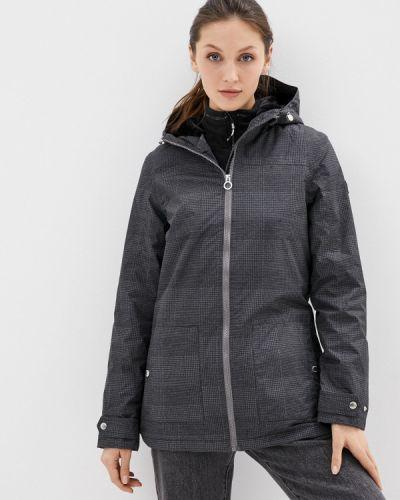 Утепленная серая куртка Regatta