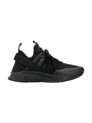 Sneakersy sznurowane Tom Ford