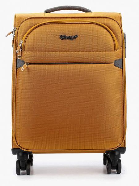 Желтая сумка Verage