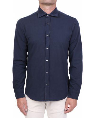 Niebieska koszula Circolo 1901