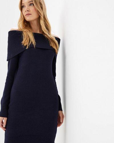 Вязаное платье осеннее трикотажное Befree