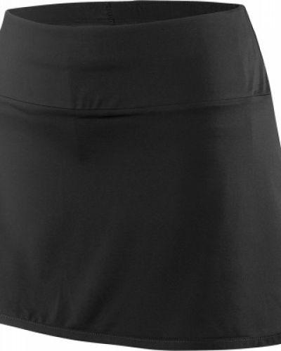 Теннисная юбка - черная Wilson