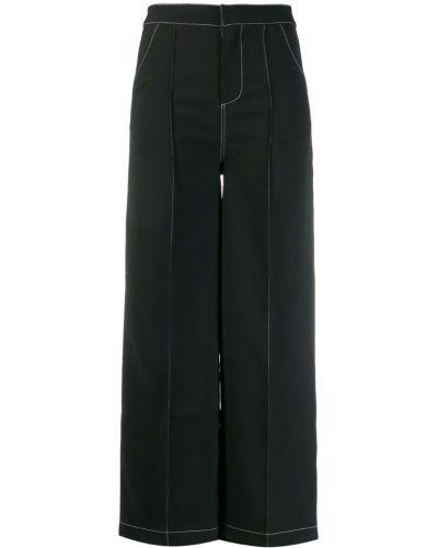 Укороченные брюки свободные Jovonna