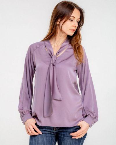 Платье весеннее фиолетовый Dressinjoy By Lipashova & Malko