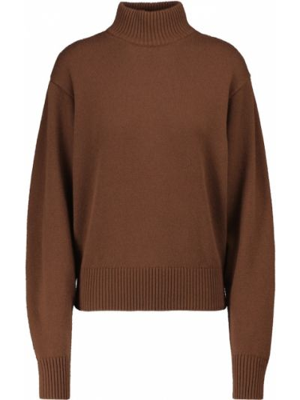 Кашемировый свитер - коричневый Loro Piana