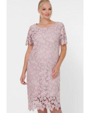 Фиолетовое вечернее платье Vlavi