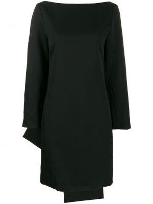 Платье с открытой спиной с V-образным вырезом Nina Ricci