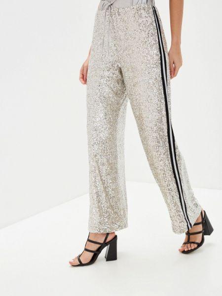 Брюки весенний серебряный Guess Jeans