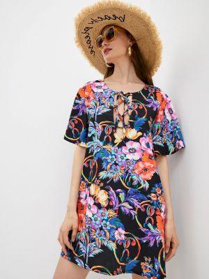 Пляжное купальное платье Moschino Swim