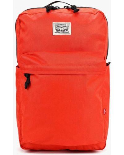 Рюкзак городской оранжевый Levi's®