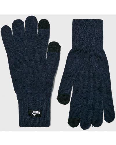 Rękawiczki akryl czerwony Puma