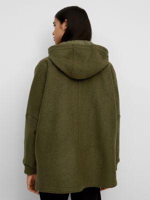 Джинсовая куртка на молнии - зеленая Marc O'polo Denim
