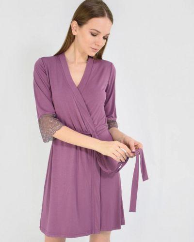 d7e9c11340be Купить женские фиолетовые халаты в интернет-магазине Киева и Украины ...