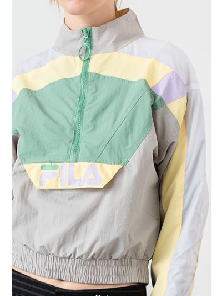 С завышенной талией куртка Fila