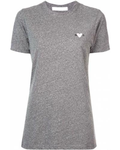 Футбольная футболка с вышивкой Rodarte