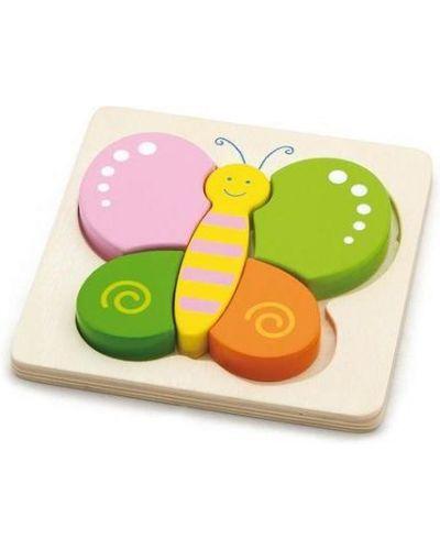 Бабочка с бабочкой Viga Toys