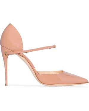 Лаковые туфли-лодочки Jennifer Chamandi