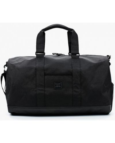 Черная спортивная сумка Herschel Supply Co